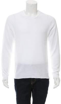Inhabit Long Sleeve Crew Neck T-Shirt w/ Tags