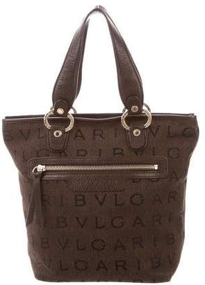 Bvlgari Logo Florence Bag