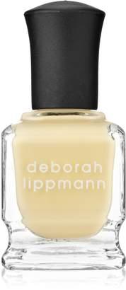 Deborah Lippmann Build Me Up Buttercup Nail Lacquer