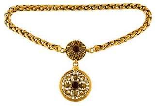Barrera Medallion Waist Belt