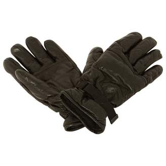 Moncler Leather Gloves