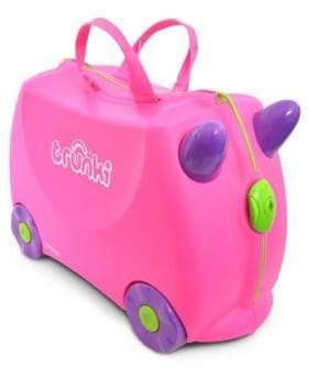 Trunki Trixie Terrance Ride-On Suitcase