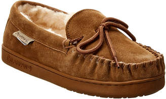 BearPaw Suede Moccasin