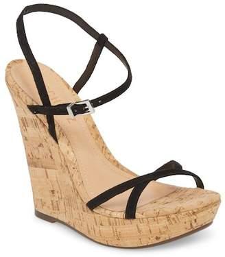 Schutz Auria Platform Wedge Sandal (Women)