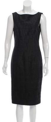 Giambattista Valli Sleeveless Textured Dress