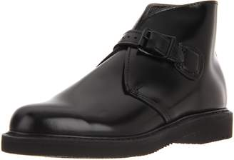 Bates Footwear Men's Lites Buckle Uniform Leather Chukka