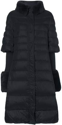 Twin-Set midi puffer jacket