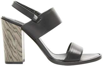 HUGO BOSS Leather sandals