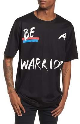 Antony Morato Be Warrior Graphic T-Shirt