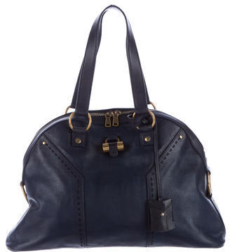 Saint LaurentYves Saint Laurent Leather Muse Bag