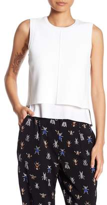 KENDALL + KYLIE Kendall & Kylie Open Back Knit Shell