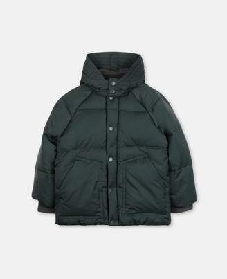 Stella McCartney Oversize Puffer Jacket, Men's