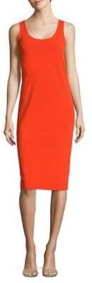 Joan Vass Knit Tank Dress