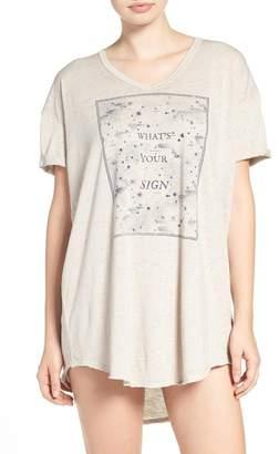 Co Retrospective Graphic Burnout Sleepshirt