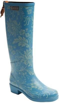 Aigle Women's Miss Juliette Bottilon Print Rain Boot