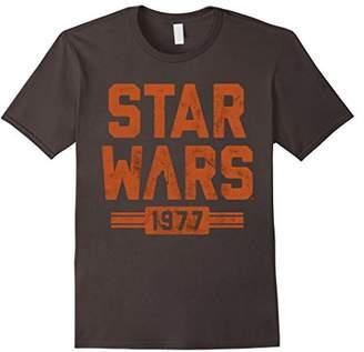 Star Wars Retro 1977 Vader Silhouette Vintage T-Shirt