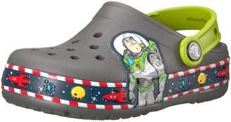 Crocs Unisex-Kids Crocband FL Buzz Lights K Clog