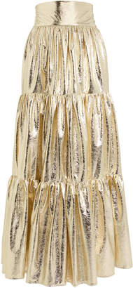 Georgia Alice Vegas Metallic Tie Waist Skirt