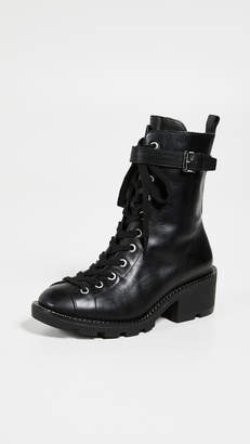 KENDALL + KYLIE Prime Combat Boots
