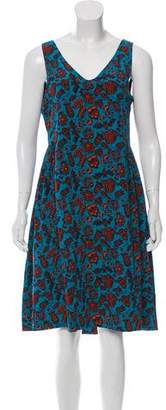 Marc by Marc Jacobs Sleeveless Knee-Length Dress