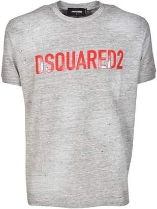 DSQUARED2 Logo Applique T-shirt