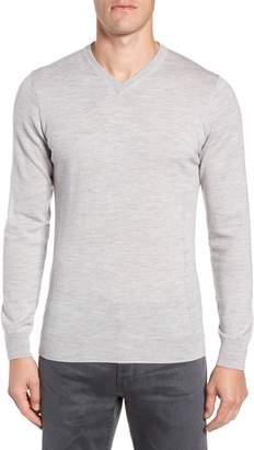 Icebreaker Shearer V-Neck Merino Sweater