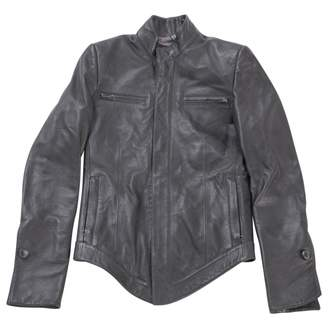 Todd Lynn Black Leather Jacket for Women