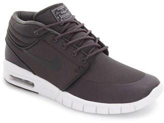 Men's Nike Sb Stefan Janoski Max Mid Skate Shoe $130 thestylecure.com
