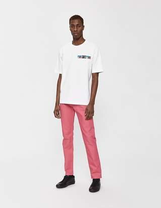 Calvin Klein Jeans Est. 1978 Narrow Denim Jean in Pink