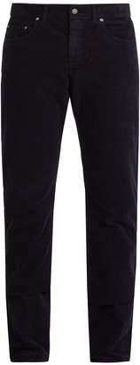 Bottega Veneta Straight-leg corduroy trousers