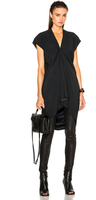 Rick Owens Kite Carapace Tunic $980 thestylecure.com