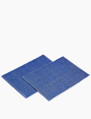 Marks and Spencer Cotton Rib Placemat