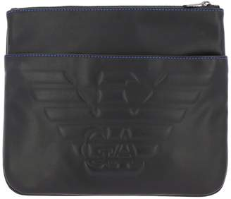 Emporio Armani Shoulder Bag Bags Men