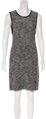 Alice + Olivia Knit Mini Dress