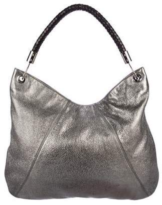 38812df41d Pre-Owned at TheRealReal · Michael Kors Metallic Handle Bag