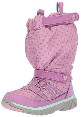 Stride Rite Unisex Boy's and Girl's Machine Washable Snow Boot