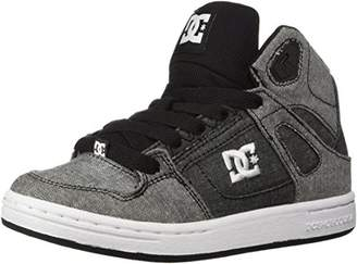DC Boys' Pure HIGH-TOP TX SE Skate Shoe