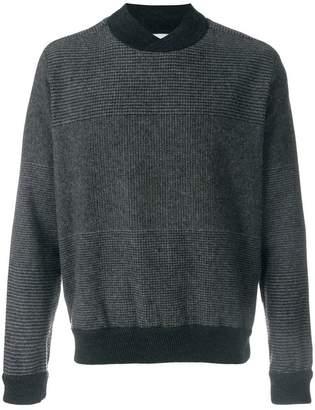 Stephan Schneider tartan sweatshirt