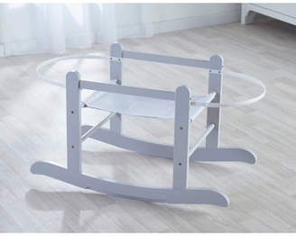 Dove Kinder Valley Moses Basket Rocking Stand Grey