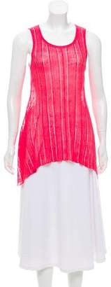 Eileen Fisher Sleeveless Knit Top