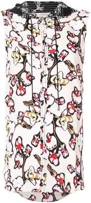 Schumacher Dorothee floral print tank top