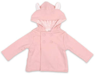 The Peanut Shell The Baby Girl Bunny Jacket