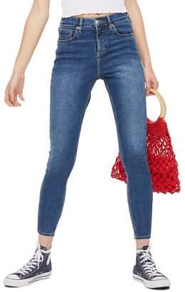 Topshop Jamie Petite Jeans