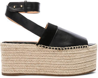 Castaner Leather Wigandia Espadrilles