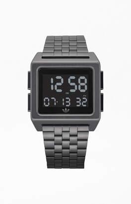 adidas Watches Watches Gunmetal Archive_M1 Watch