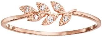 Lauren Conrad Leaf Ring