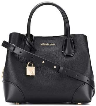 MICHAEL Michael Kors Mercer Gallery Leather Shoulder Bag