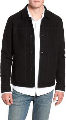 Billy Reid Eastwood Wool Blend Jacket