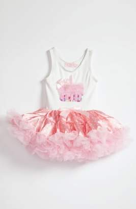 Popatu 'Cupcake' Petticoat Dress