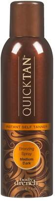 Body Drench Quick Tan Medium Dark Bronzing Spray